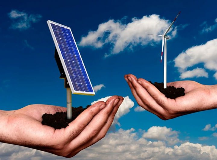 Casa Inteligente, Energia Solar e Eólica